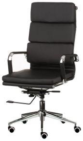 Кресло офисное «Solano 2 artleather black»