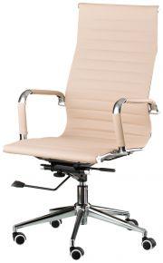 Кресло офисное «Solano 4 artleather beige»