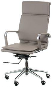 Кресло офисное «Solano 4 artleather grey»