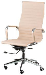 Кресло офисное «Solano artleather beige»