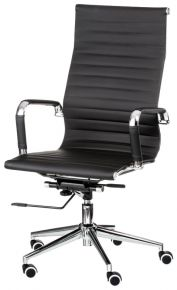 Кресло офисное «Solano artleather black»