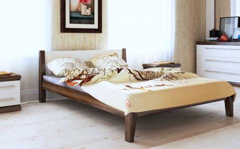 Фото Кровать деревянная «Фаворит» - sofino.ua