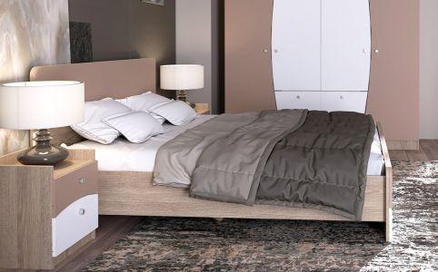 Ліжко «Капучино»