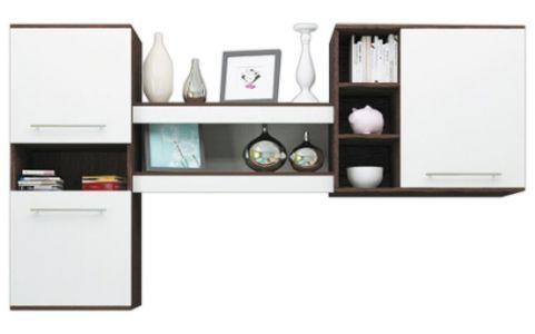 Фото Полка «Вега» | «Vega» с 2 шкафами - sofino.ua