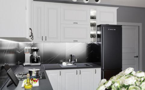 Фото Кухня «Браво» №638421 Белый - sofino.ua