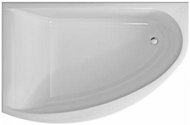 Ванна ассиметричная XWA3371 «Mirra» 170*110 L