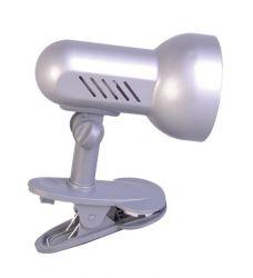 Настольная лампа 98666 «Л4 серая»