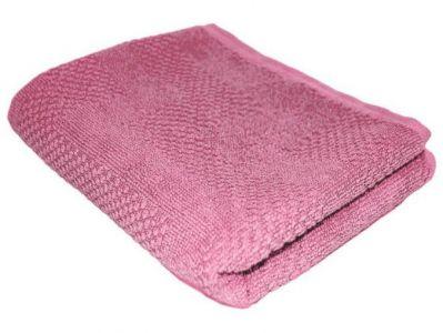 Рушник ма*ровий «Прованс» 70*140   Рожевий