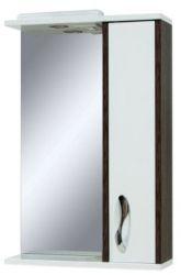 Зеркало «Sirius-55» cо шкафчиком (винтаж темный)
