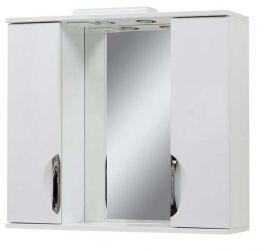 Фото Зеркало «Laura-100» c двумя шкафчиками - sofino.ua