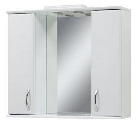 Зеркало «Z-85» с двумя шкафчиками