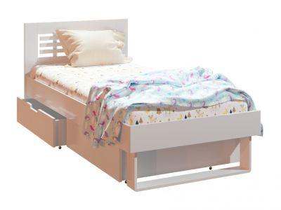 Ліжко дитяче • Дерево Бук • Лантана • 90х200