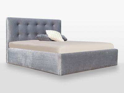 Ліжко мяке Міромарк «Катрін» 160х200 (Без ламелей)