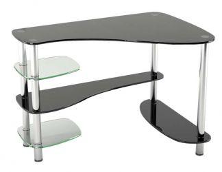 Компьютерный стол «P-7» (Прозрачный)