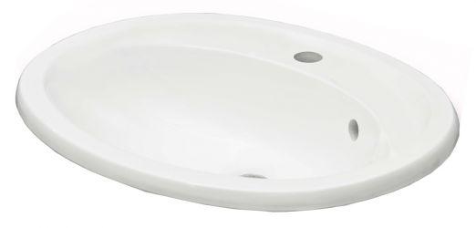 Умывальник 2105101 «Bianca Bowl» 54*42,5