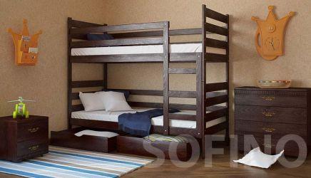 Кровать «Амели с ящиками»