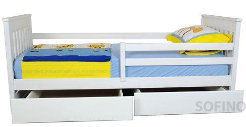 Кровать Адель - 70*140 с ящиками