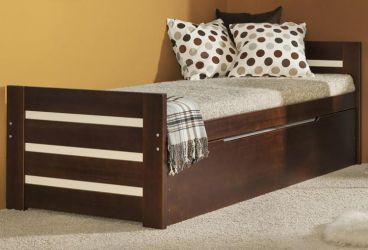 Кровать Милка - 90*200 с доп. спальным местом