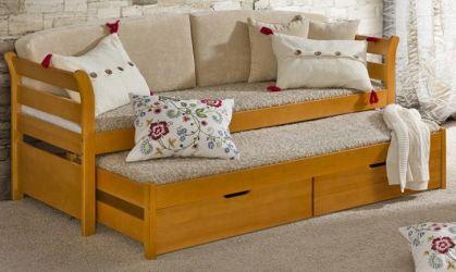 Кровать Тедди - 80*190 с ящиками