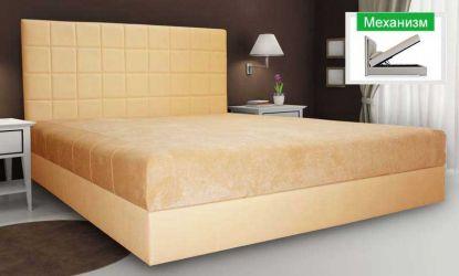 Кровать-подиум «Клеопатра Люкс-1»