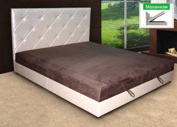 Кровать-подиум «Офелия» 180*200 матрас + механизм