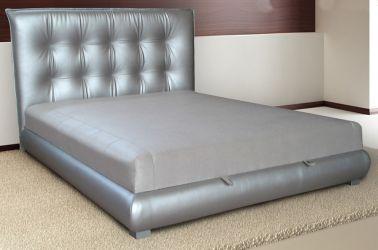 Кровать-подиум «Франческа-2» 160*200 без механизма с ламелями