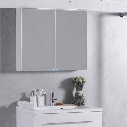 Шкафчик зеркальный с подсветкой «МС-10»