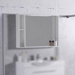 Шкафчик зеркальный с подсветкой «МС-980»