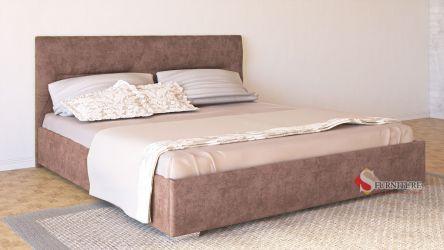 Кровать-подиум «Ирена» 140*200 | Ткань