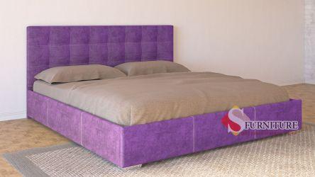 Кровать-подиум «Барбара» 140*200 | Ткань