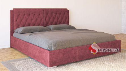 Кровать-подиум «Моника» 140*200 | Ткань