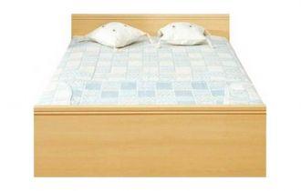 Кровать 120 «Поп» Ольха