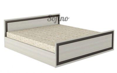 Кровать КР-103 «АКМ» меламин