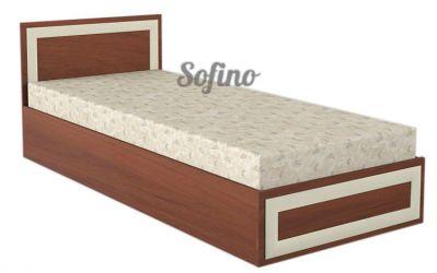 Кровать КР-108 «АКМ» меламин
