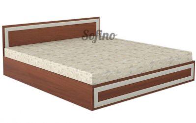 Кровать КР-109 «АКМ» меламин