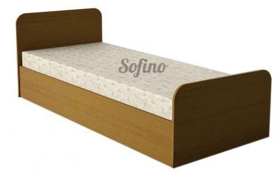 Кровать КР-110 «АКМ» меламин