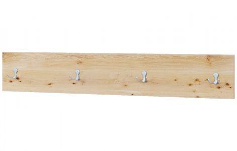 Вішалка Бянко Світ Меблів • 100х2х16 • Дуб артізан