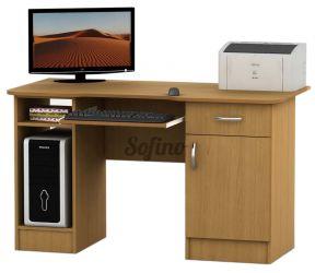 Стол Компьютерный Тиса-17 «Классик Плюс» меламин