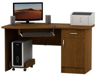Стол Компьютерный Тиса-18 «Классик Плюс» меламин