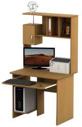 Стол Компьютерный Тиса-25 «Классик Плюс» меламин