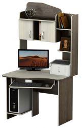 Стол Компьютерный Тиса-28 «Классик Плюс» меламин