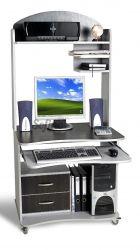 Стол Компьютерный СК-1 «Престиж» меламин