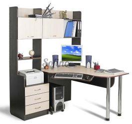 Стол Компьютерный СК-12 «Престиж» меламин