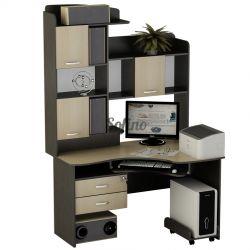 Стол Компьютерный СК-19 «Престиж» меламин