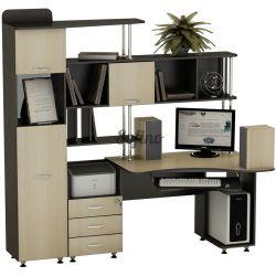 Стол Компьютерный СК-20 «Престиж» меламин