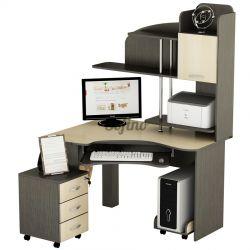 Стол Компьютерный СК-23 «Престиж» меламин