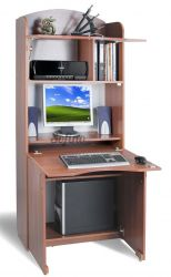 Компьютерный стол БЮРО Б-2 «Престиж» меламин