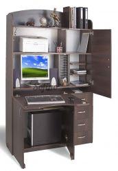 Компьютерный стол БЮРО Б-3 «Престиж» меламин
