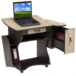Письменный стол СУ-2 К «Универсал» меламин