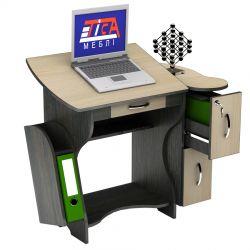 Письменный стол СУ-3 «Универсал» меламин